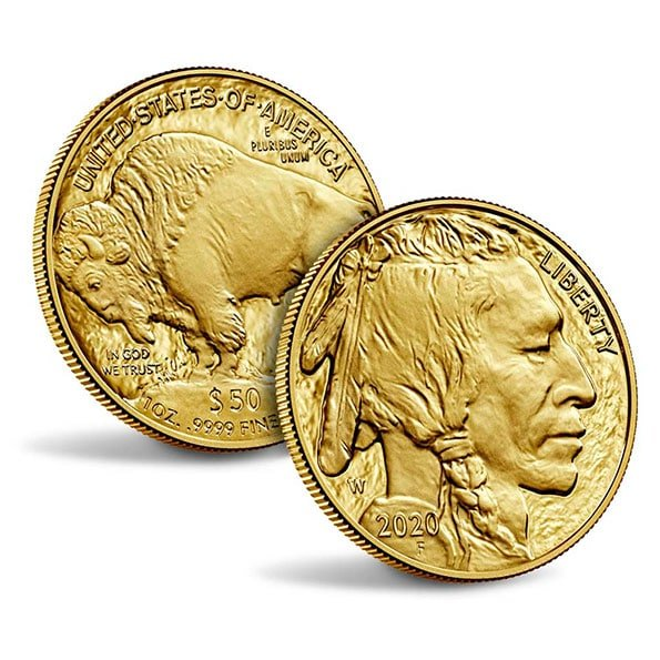 2020 American Buffalo gold proof coins