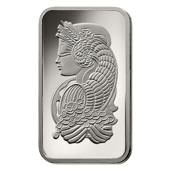 PAMP Suisse rhodium bar