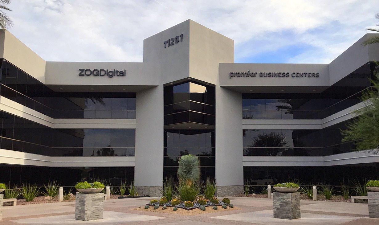 Arizona office building