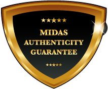 authenticity guarantee badge