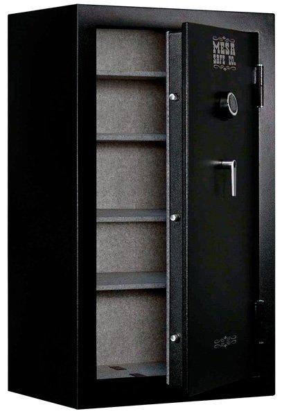 upright safe for storing precious metals