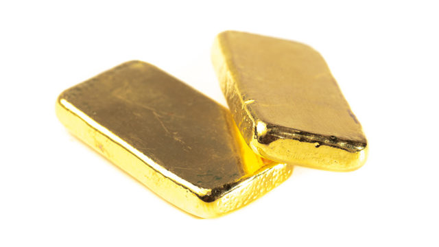 central banks flock gold