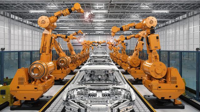 industrial metals auto manufacturers