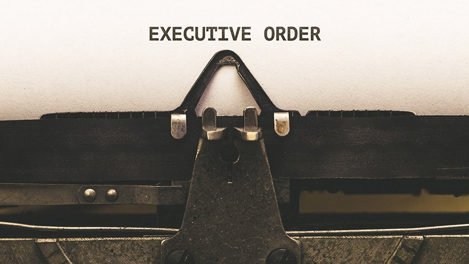 gold standard - executive order