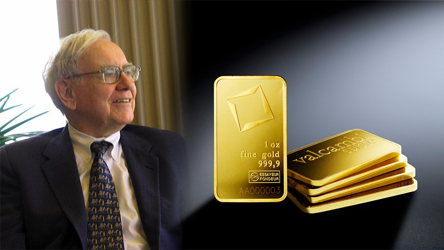 Warren Buffett - gold