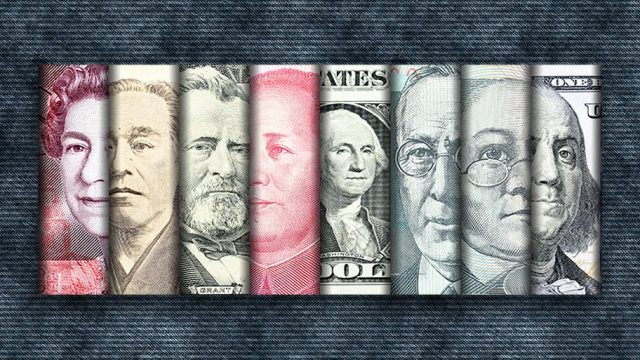 world reserve currencies