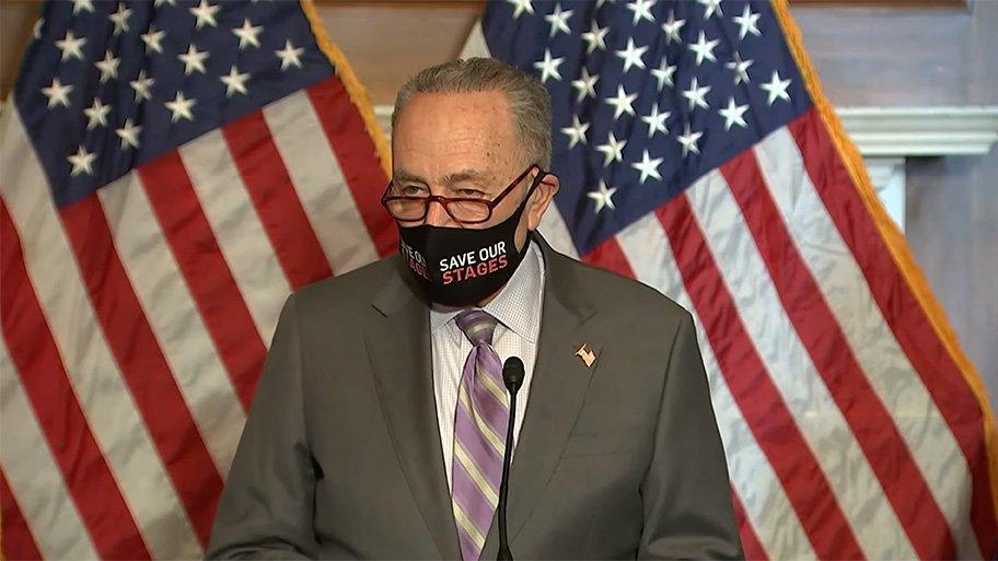 Chuck Schumer spending bill