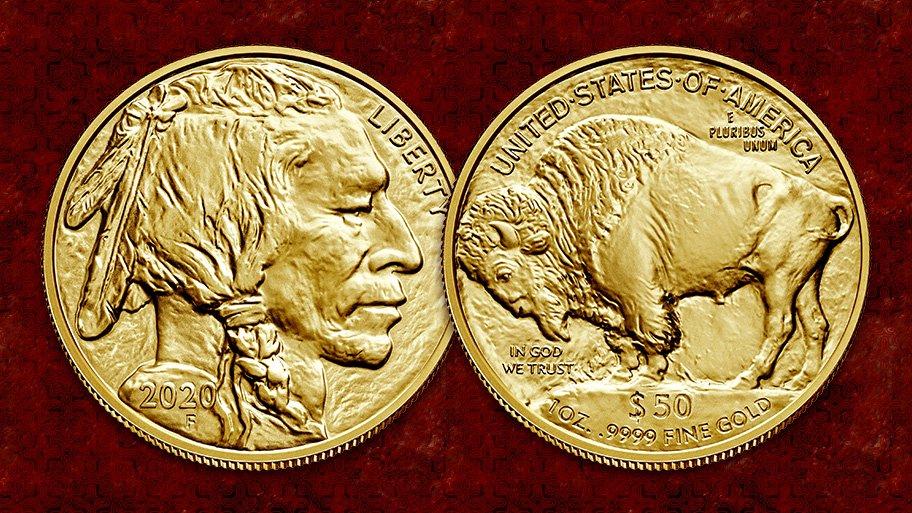 gold demand - buffalo coins