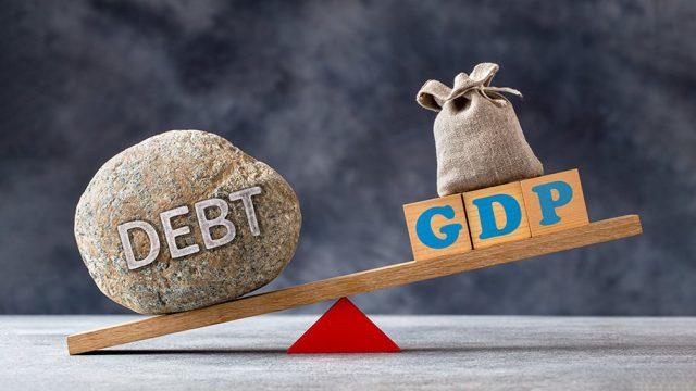 debt vs GDP