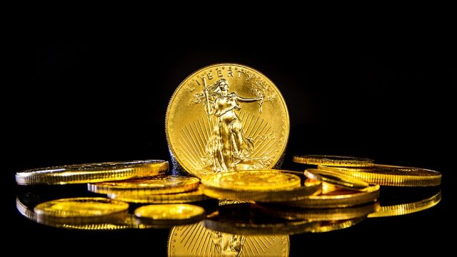 physical gold - transitory inflation