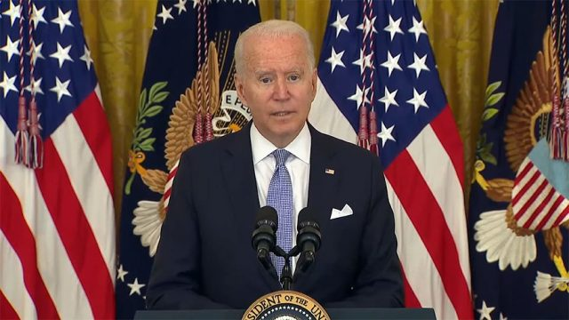 President Biden - financial system